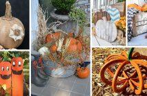 Best DIY Outdoor Fall Decoration Ideas