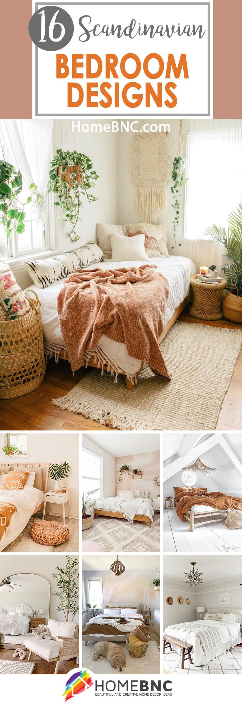 Best Scandinavian Bedroom Design Ideas