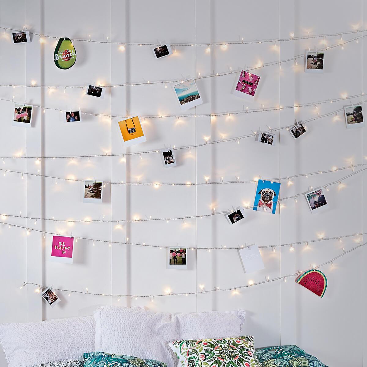 Warm White LED Fairy Lights