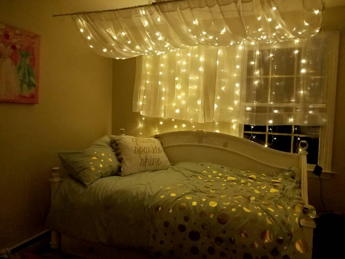 Fairy String Lights for Bedroom