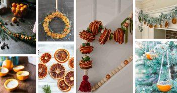 Best Orange Ornament Ideas