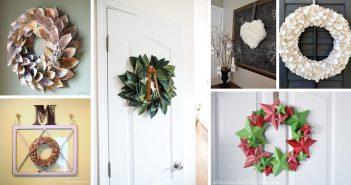 Best DIY Paper Wreaths