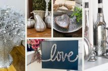 Best DIY Silver Projects and Home Decorations