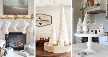 Best White Christmas Decorations